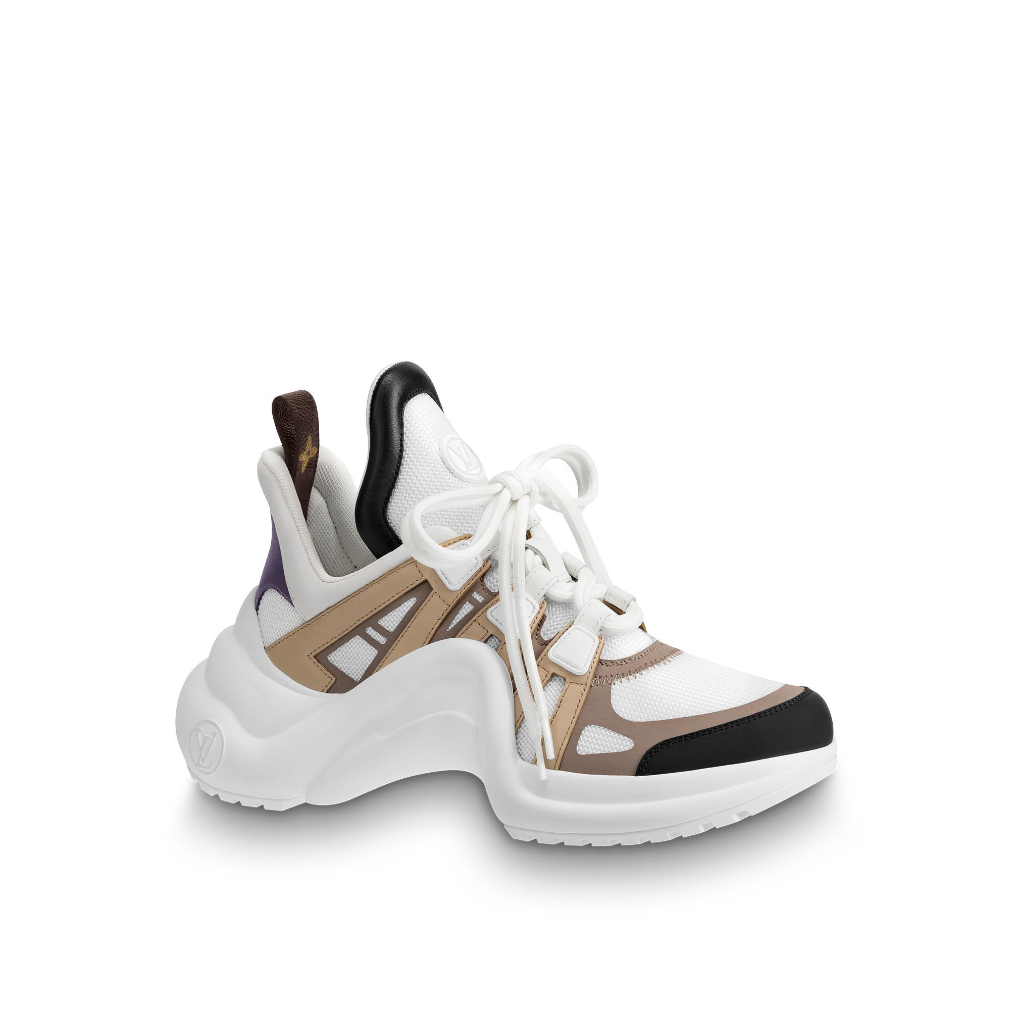 4c8e7f85a9a Lv Archlight Sneaker