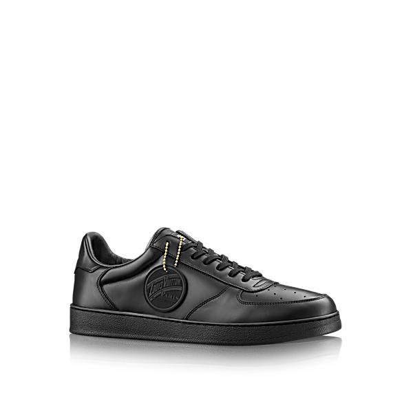 f271de17ad7e Louis Vuitton Rivoli Sneaker In Noir