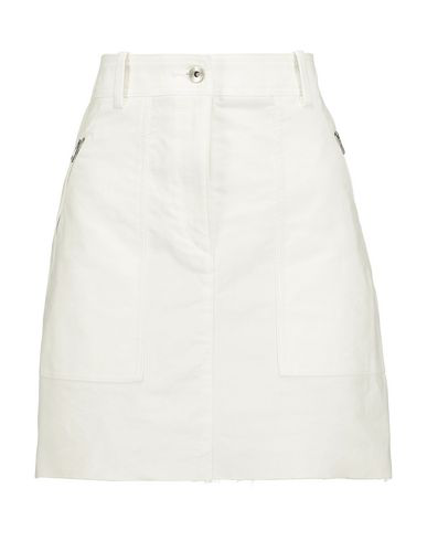 Rag & Bone Mini Skirt In White