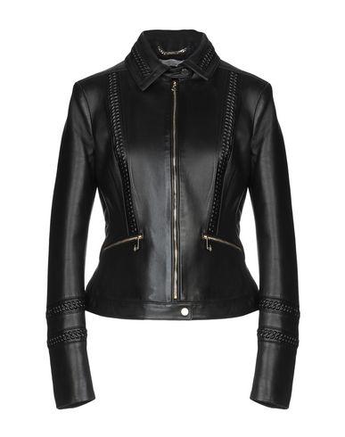 Versace Jackets In Black