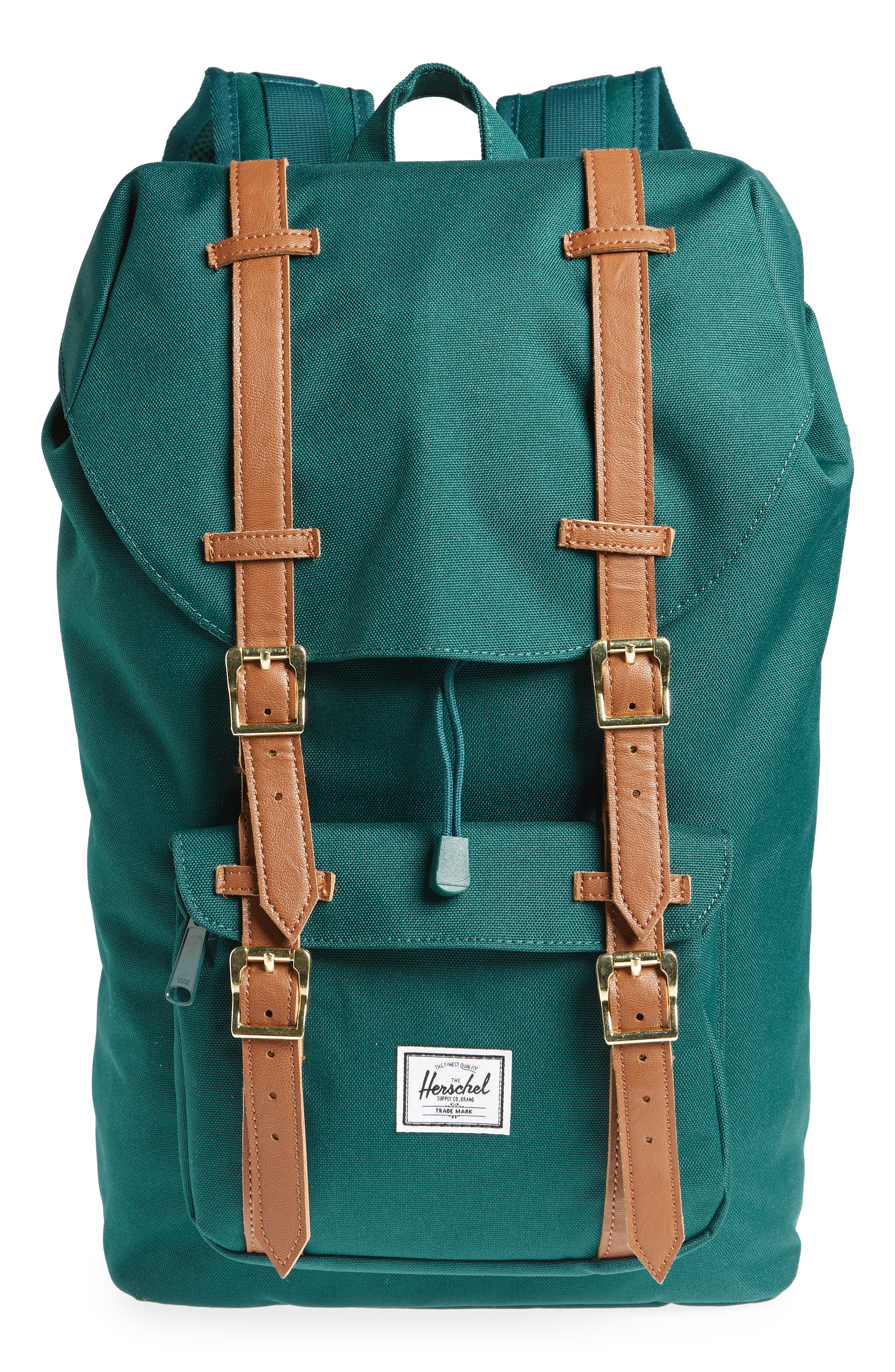 e4a9c9f8075 Herschel Supply Co. Little America - Mid Volume Backpack - Blue In Deep Teal
