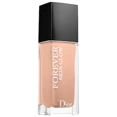 Dior Forever Skin Glow 24H* Wear Radiant Perfection Skin-Caring Foundation 1 Neutral 1 Oz/ 30 Ml