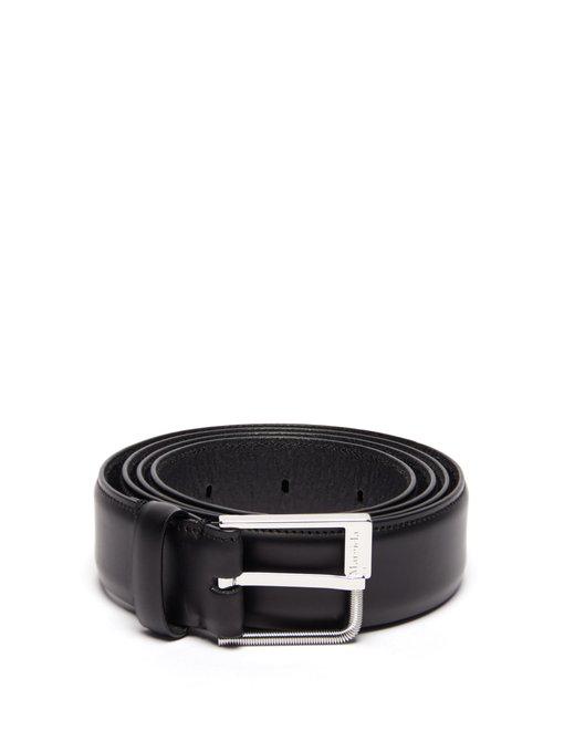 a27c26d8162 Classic Leather Belt in Black