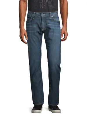 Robin's Jean Marlon Straight Jeans In Dark
