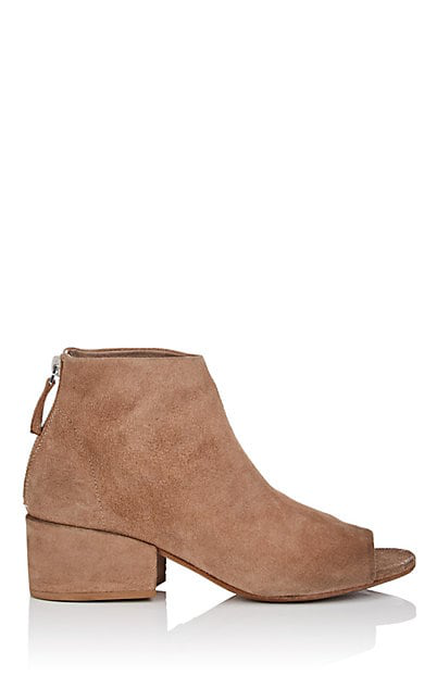 MarsÈLl Suede Ankle Boots In Brown