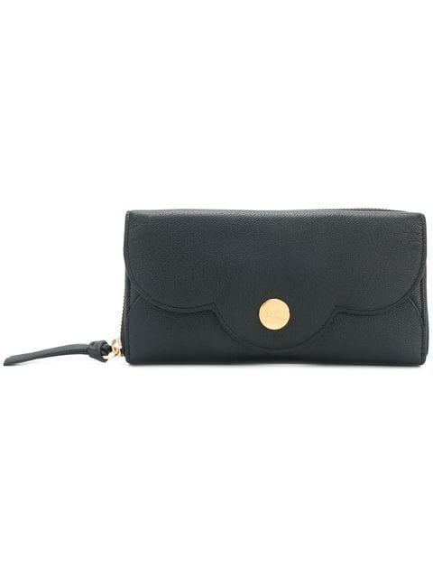 2d5c283a Polina Long Wallet in Black