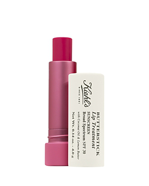 Kiehl's Since 1851 Butterstick Lip Treatment Spf 30 In Peony