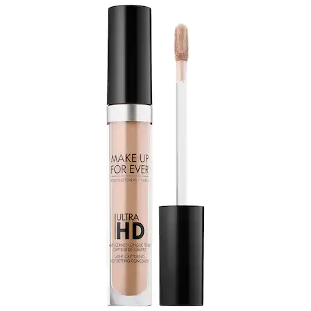 Make Up For Ever Ultra Hd Self-setting Concealer 21 - Cinnamon 0.17 oz/ 5 ml