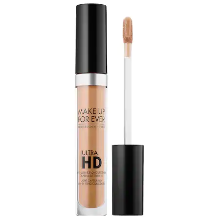 Make Up For Ever Ultra Hd Self-setting Concealer 34 - Golden Sand 0.17 oz/ 5 ml