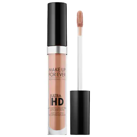 Make Up For Ever Ultra Hd Self-setting Concealer 42 - Caramel 0.17 oz/ 5 ml