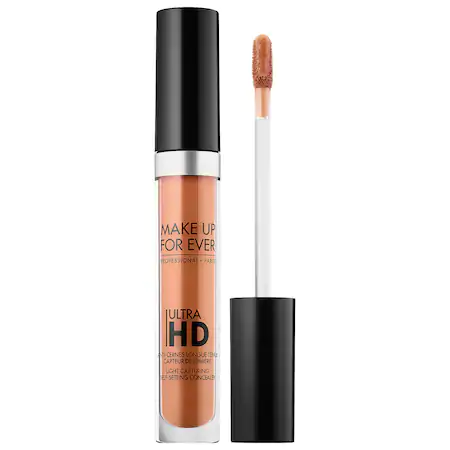 Make Up For Ever Ultra Hd Self-setting Concealer 51 - Tawny 0.17 oz/ 5 ml
