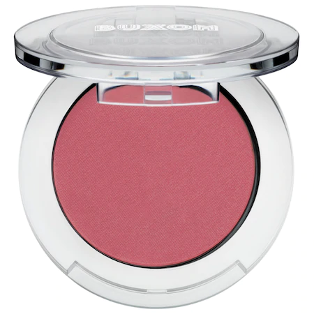 Buxom Wanderlust Primer-infused Blush Dolly 0.12 oz/ 3.5 G