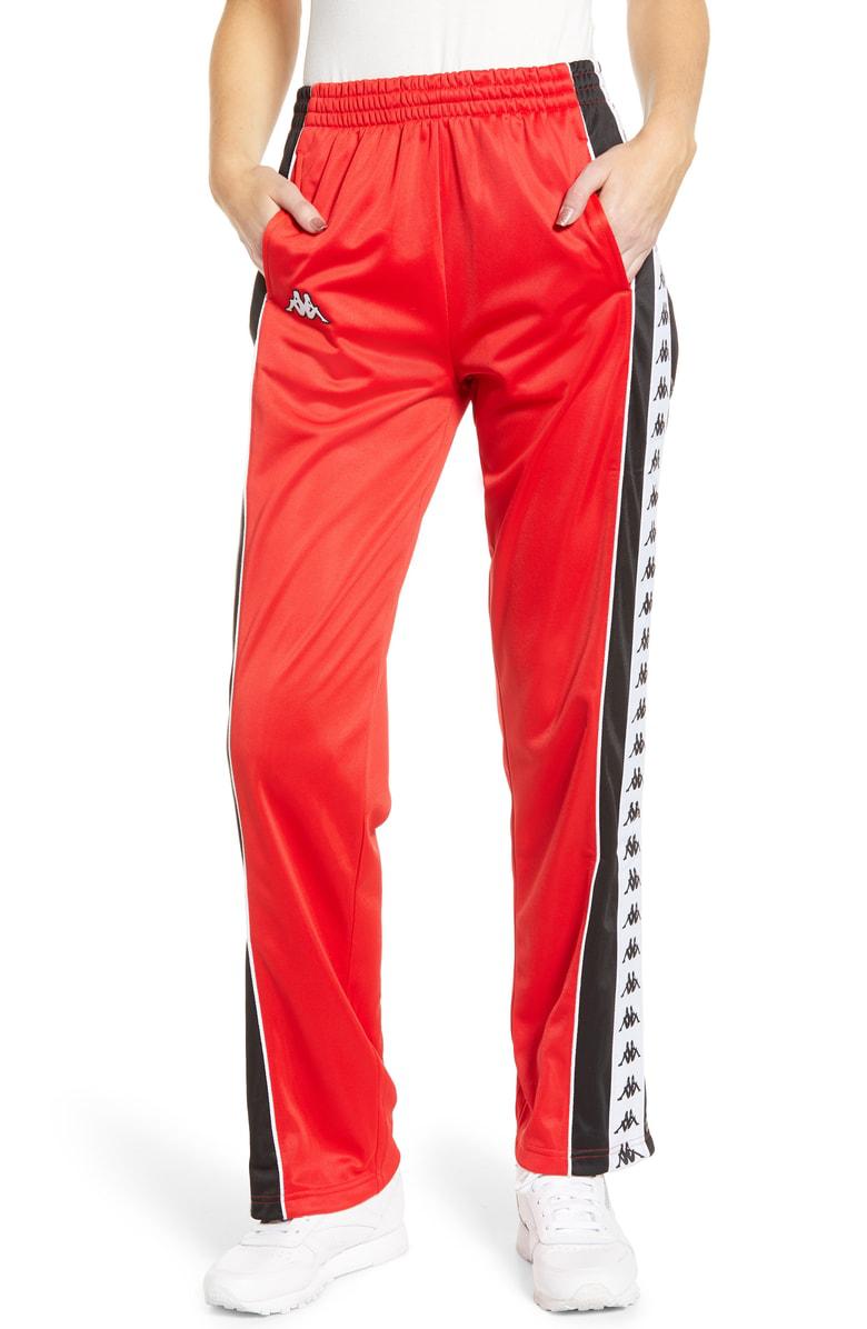 8f2fca860 222 Banda Big Bay Pants in Red-Black-White