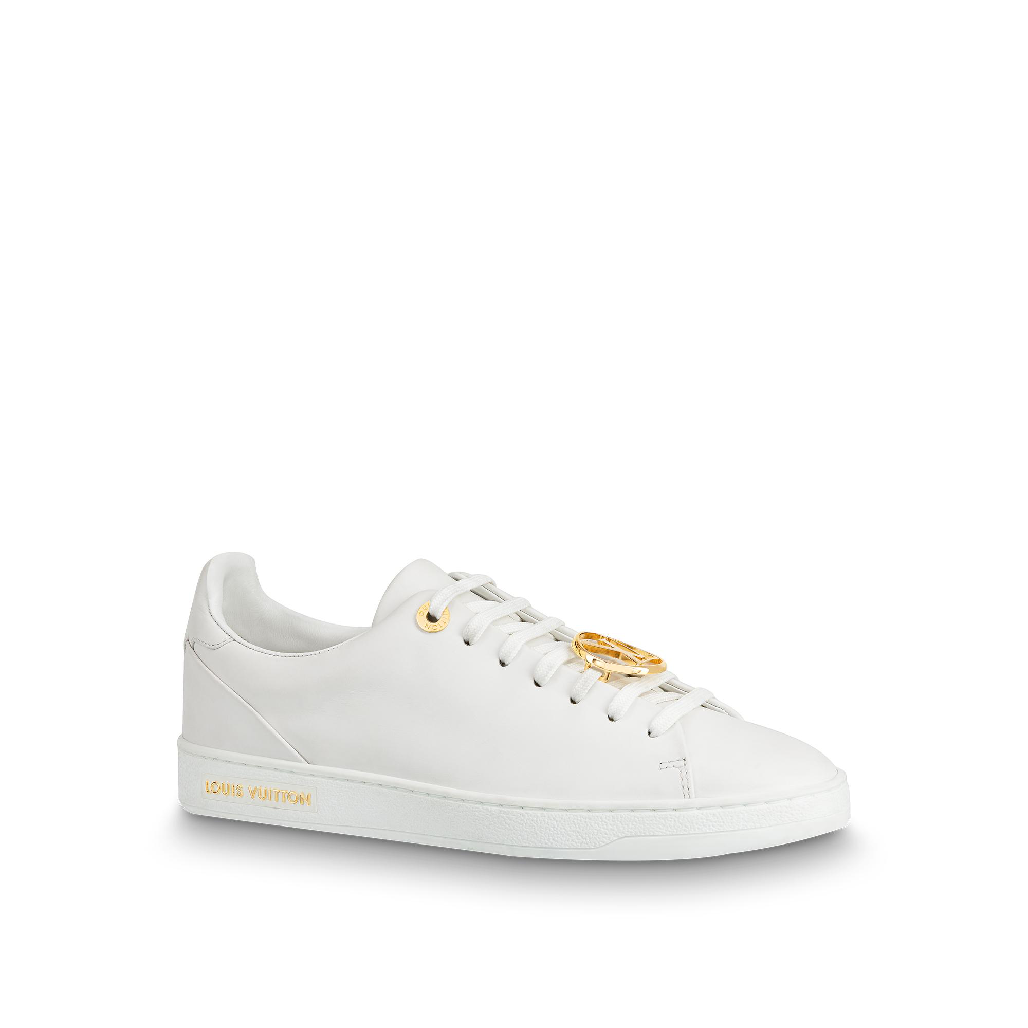 Louis Vuitton Frontrow Trainer In White