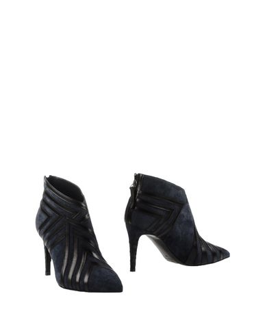 Pierre Hardy Ankle Boot In Dark Blue