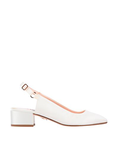 Andrea Gomez Pump In Ivory