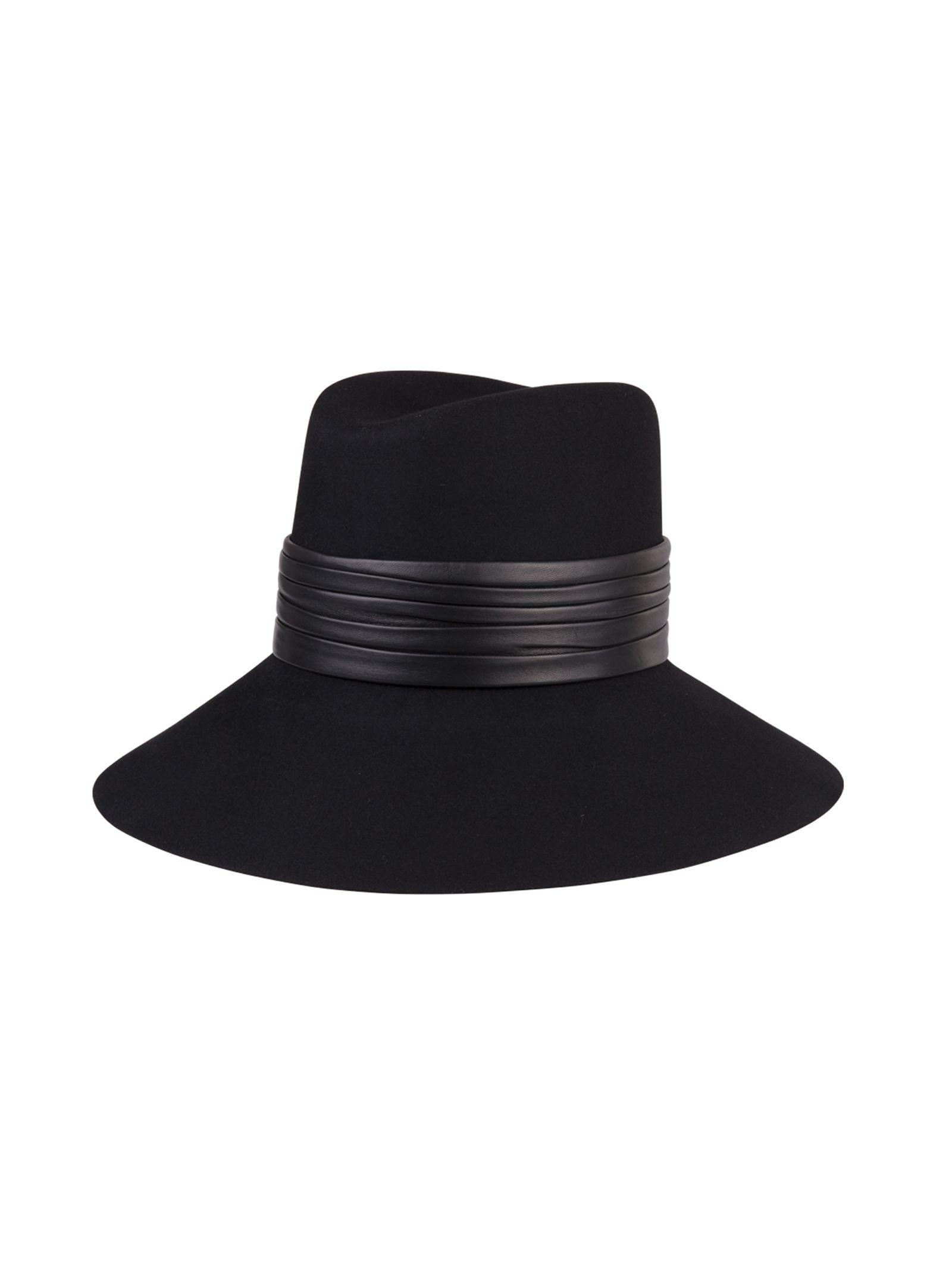 Saint Laurent Hat In Black