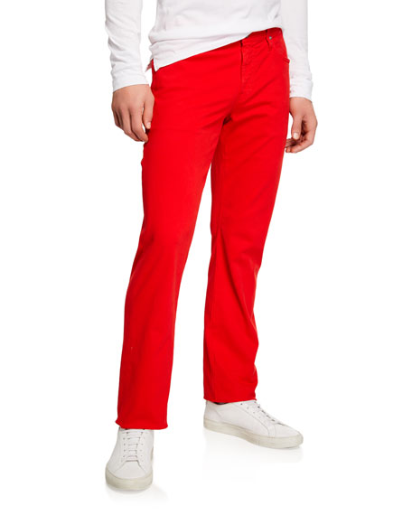 cde8ccb6 Ag Graduate Sud Tailored Jeans In Barber   ModeSens
