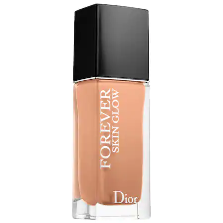 Dior Forever Skin Glow 24H* Wear Radiant Perfection Skin-Caring Foundation 3 Warm 1 Oz/ 30 Ml