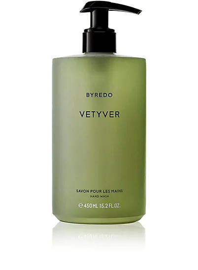 Byredo Vetyver Hand Care Liquid Soap 450 Ml In Undefined