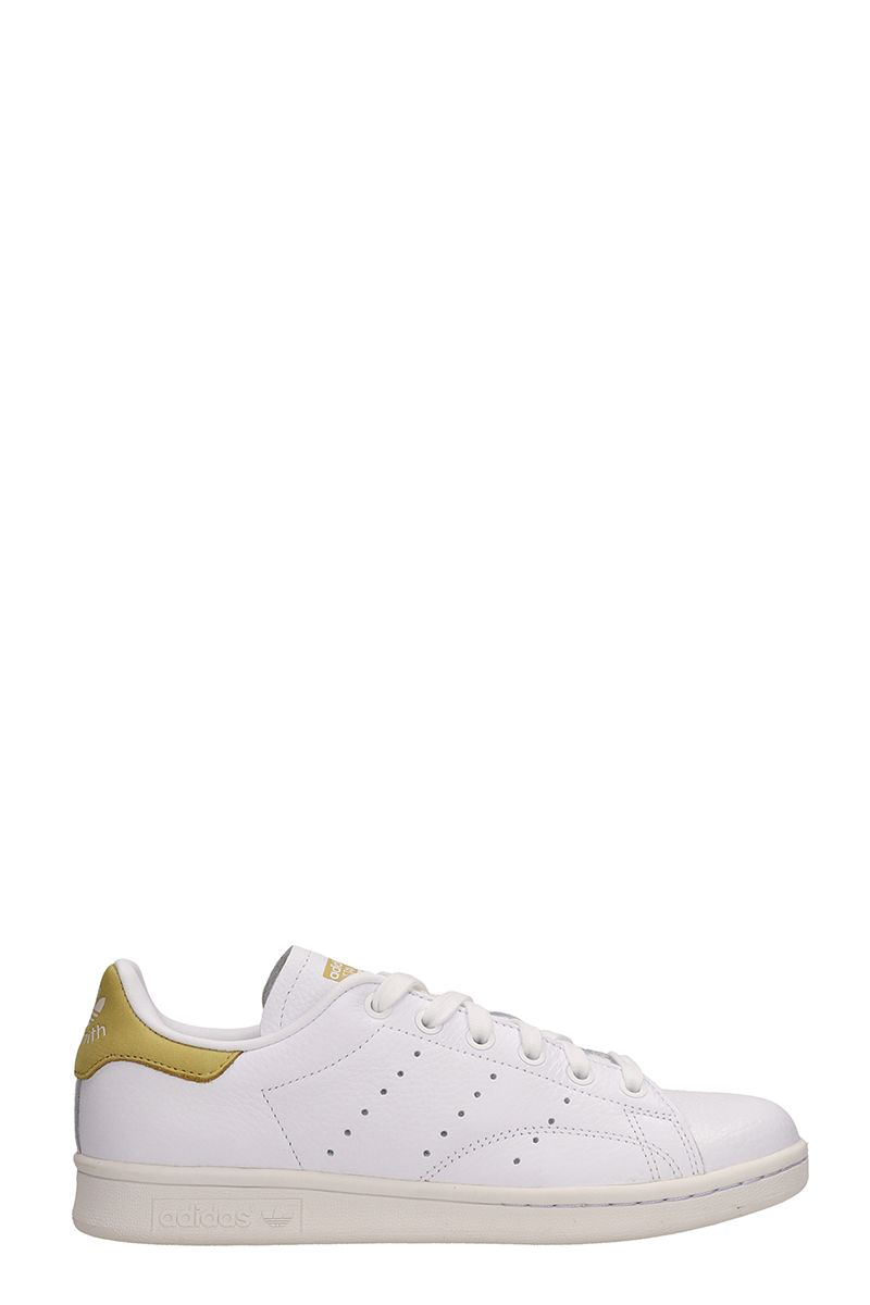 Adidas Originals Sneakers Stan Smith In White Leather