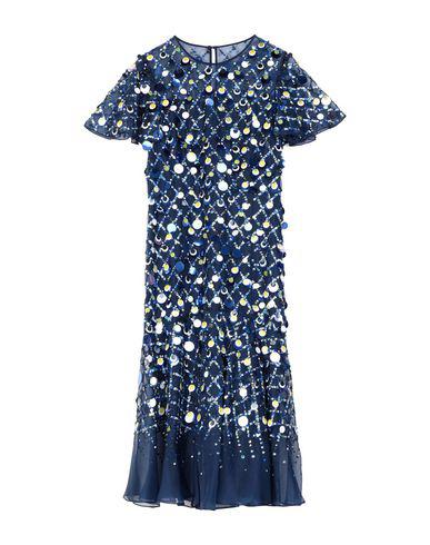 Prabal Gurung 3/4 Length Dresses In Dark Blue