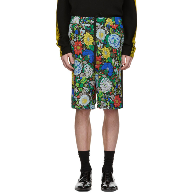 Joseph Multicolor Port Shorts In 0050 Multi