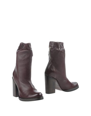 Opening Ceremony Ankle Boot In Deep Purple
