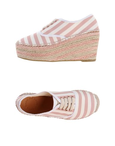 Marc By Marc Jacobs Lace-Up Shoes In Skin Color