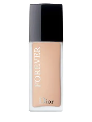 Dior Forever 24 Hr Wear High Perfection Skin-caring Matte Foundation In 1 Neutral