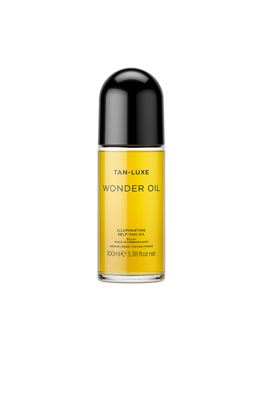 Tan-luxe Wonder Oil Illuminating Self-tan Oil In Medium,dark