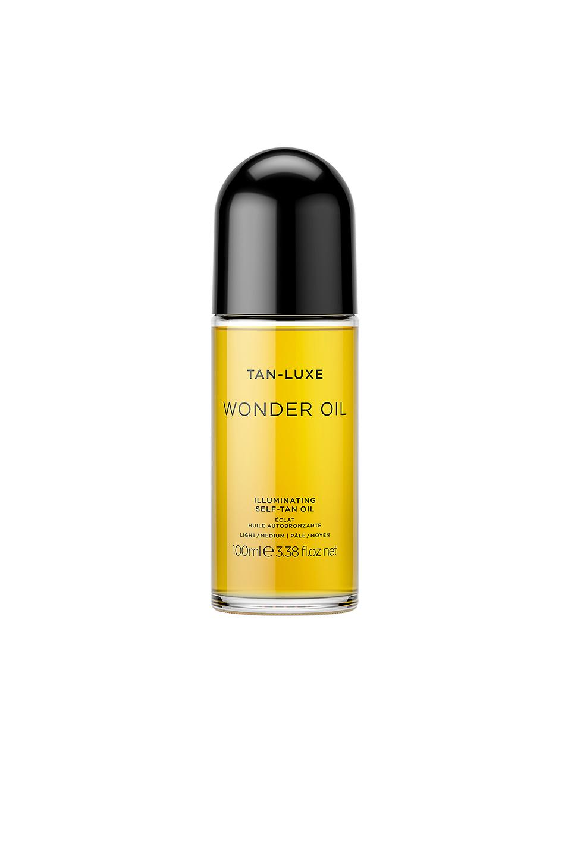 Tan-luxe Wonder Oil Illuminating Self-tan Oil In Light,medium