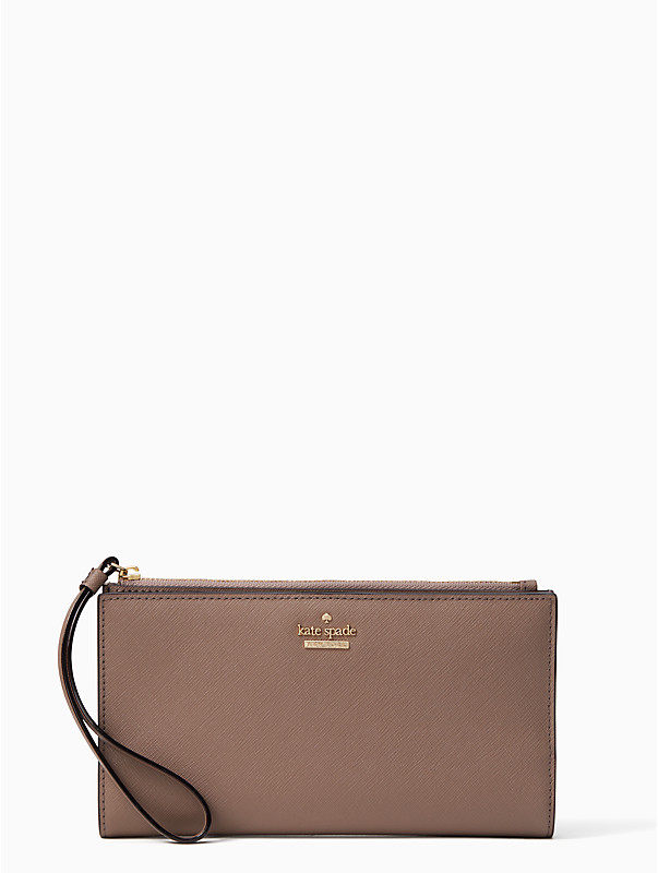Kate Spade Cameron Street Eliza In Brown Stone