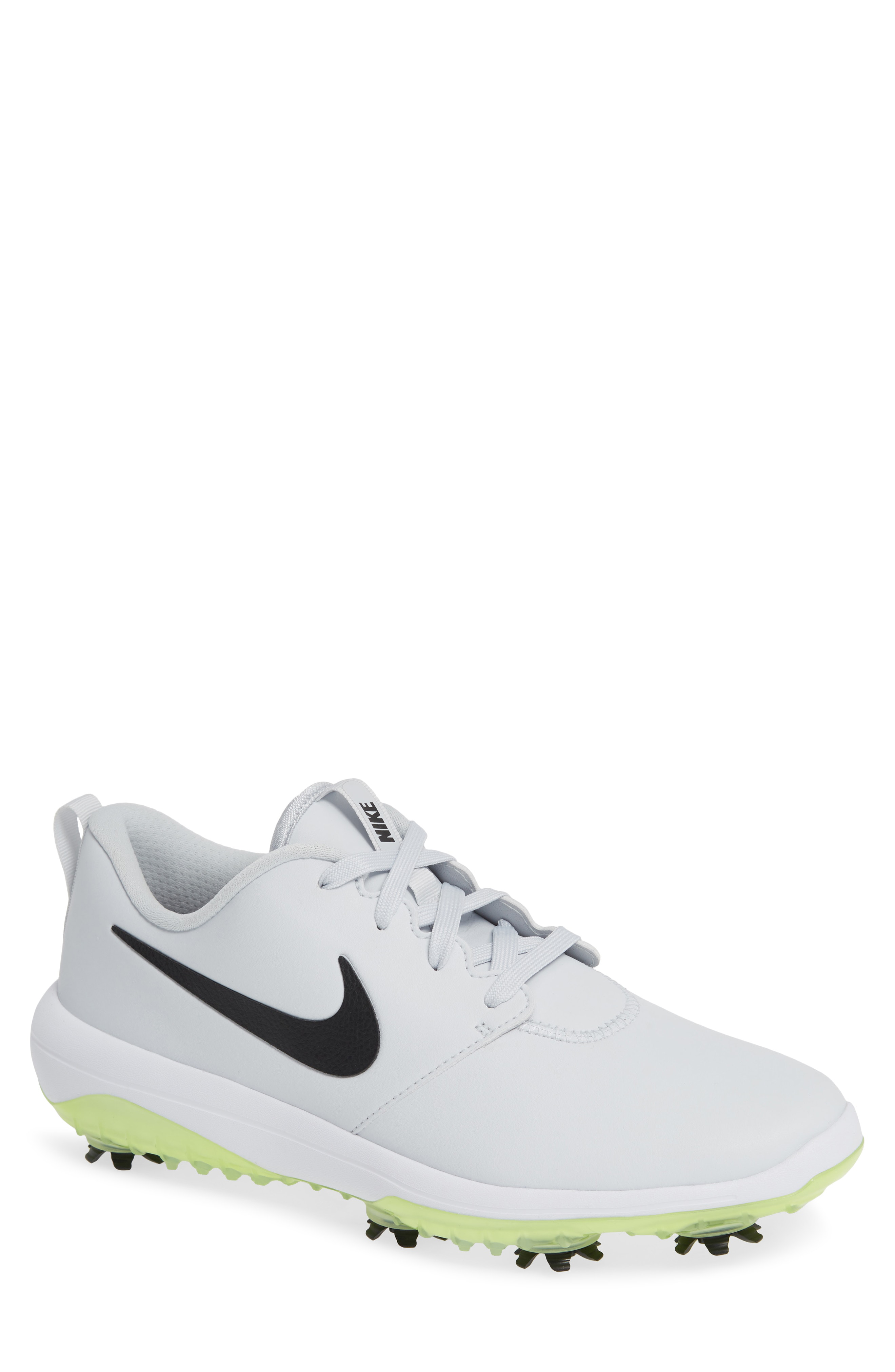 4d804298cac Nike Roshe G Tour Golf Shoe In Pure Platinum  Black  White