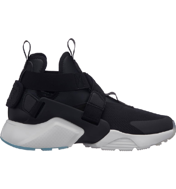 new products d3898 7c599 Nike Air Huarache City Sneaker In Black  Black  White  Ice