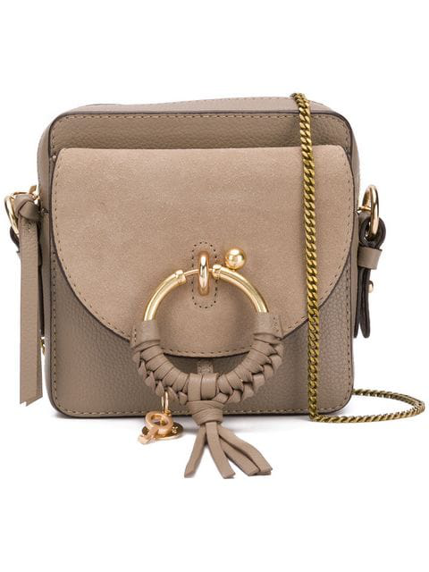 See By ChloÉ Joan Camera Bag In Grey