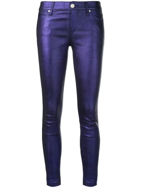 Rta Skinny Trousers In Blue