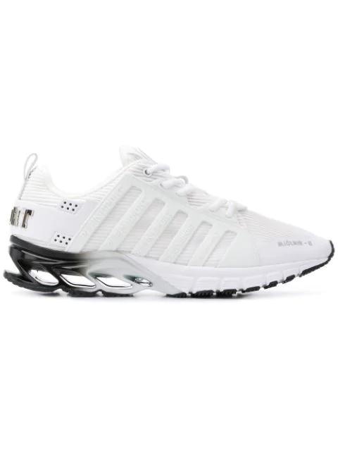 Plein Sport Runner Original Sneakers - White