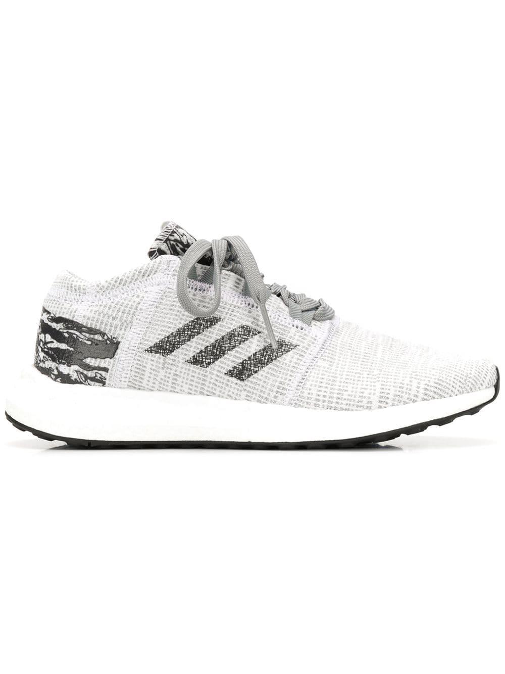 916032652b165 Adidas Originals Adidas Adidas X Undefeated Pureboost Go Sneakers - Grey