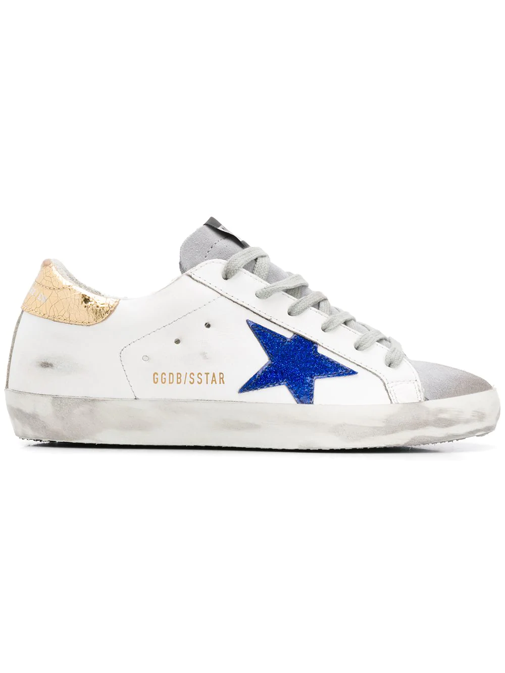 5596d9447bb7 Golden Goose Superstar Sneakers - White