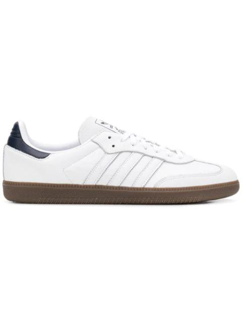 Adidas Samba Og Sneakers White