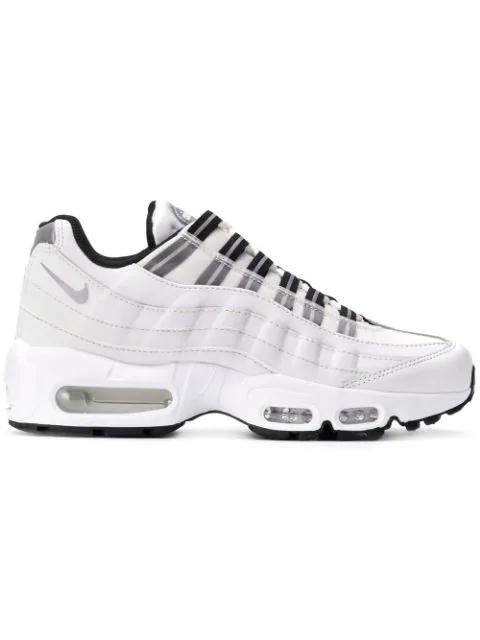 best cheap 0ed58 100b0 Nike Airmax 95 Og Trainers - White