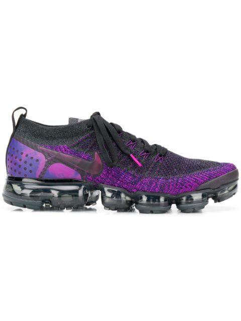 buy online 381f3 71e81 Nike Air Vapormax Flyknit 2 Sneakers in Purple