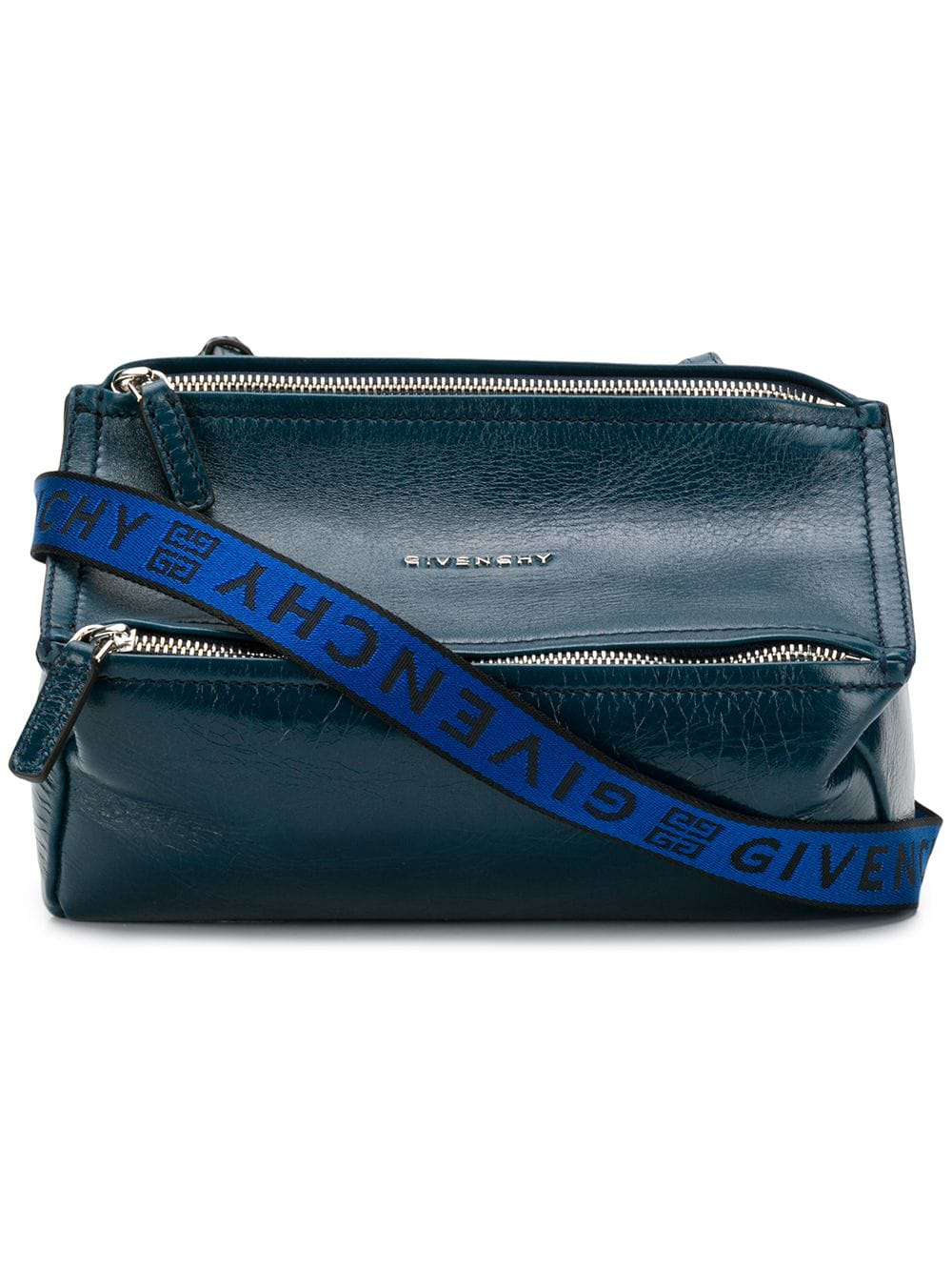 Givenchy Mini 'Pandora' UmhäNgetasche - Blau In Blue