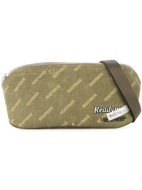 Readymade Belt Bag In Green