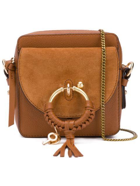 See By ChloÉ Joan Camera Bag In Brown