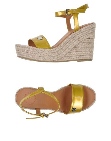 Marc By Marc Jacobs Espadrilles In Gold