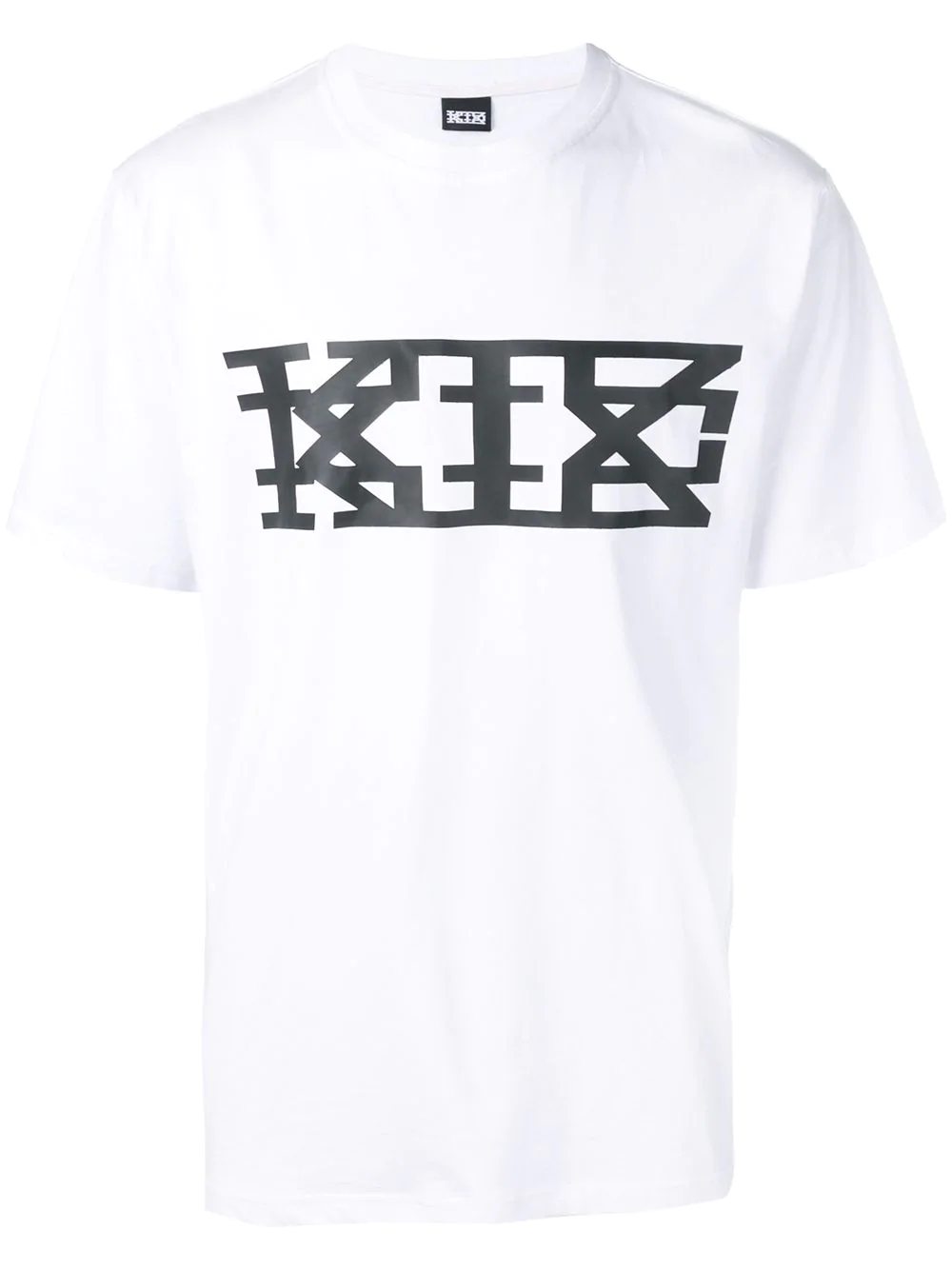 Ktz Logo Printed T-Shirt - White