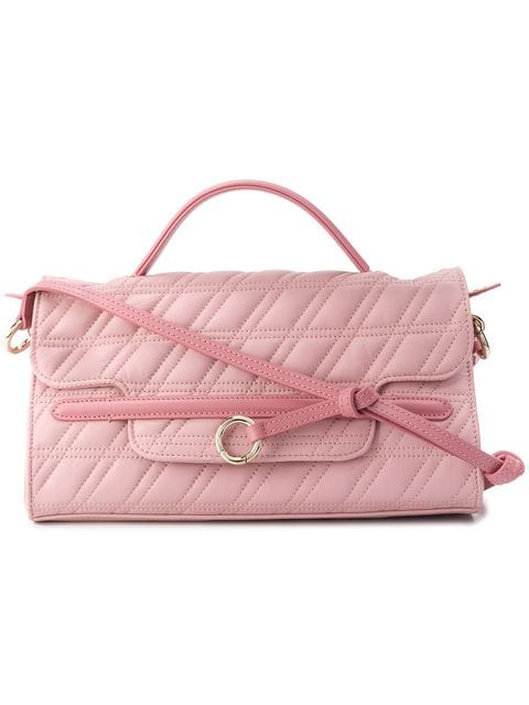 Zanellato Small Nina Tote Bag In Pink