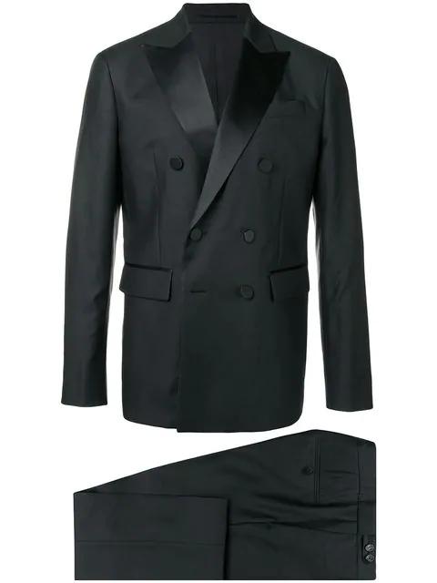 Dsquared2 Napoli Two-Piece Suit - Black